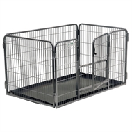 "Crufts Freedom Play Pen 70 cm - Hvalpegård  ""Den originale"""