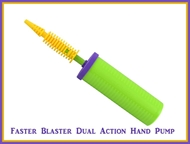 TotoFit Faster Blaster Double Action Air Pump
