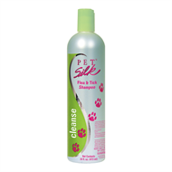 Pet Silk Flea and Tich shampoo