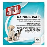 Simple Solution Puppy training pads 14 stk 54 cm x 57 cm